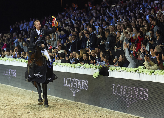 Longines Show Jumping Event: Marco Kutscher achieved the incredible feat of winning the bonus of the Longines Masters 7