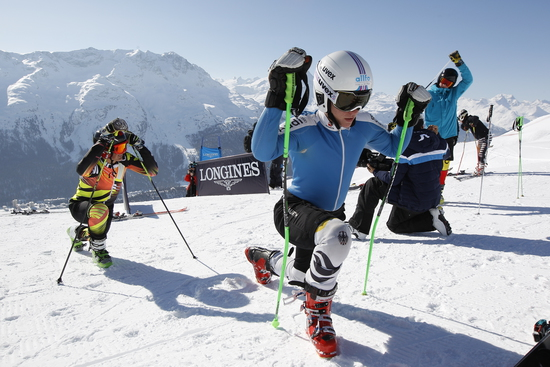 Longines Alpine Skiing Event: A new venue for the third edition of the Longines Future Ski Champions 15