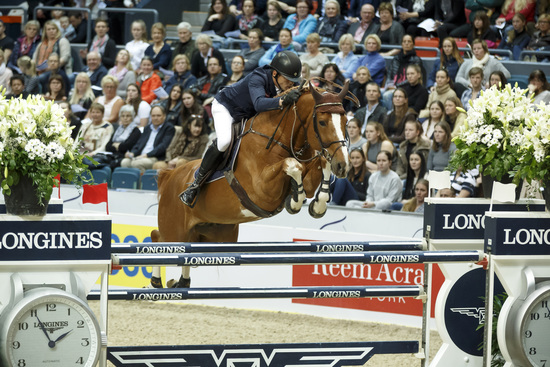 Longines Show Jumping Event: Amazing 2016 Longines FEI World Cup™ Jumping final in Gothenburg  4