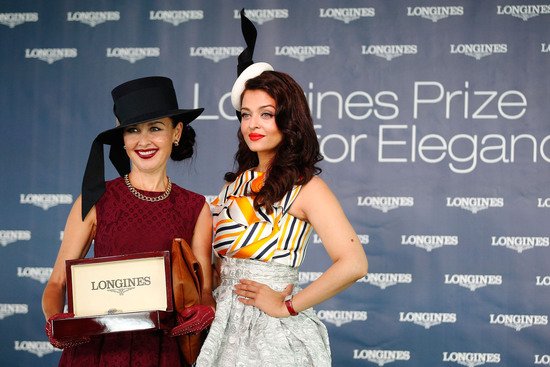 Longines Flat Racing Event: Lucia Valentina and Damien Oliver speed to victory at the Longines Queen Elizabeth Stakes  6