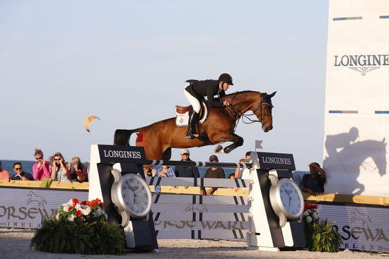 Longines Show Jumping Event: Miami Beach launched the 2016 Longines Global Champions Tour 2