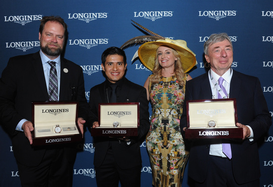 Longines Flat Racing Event: Nyquist Gains Victory at the 142nd Kentucky Derby 4