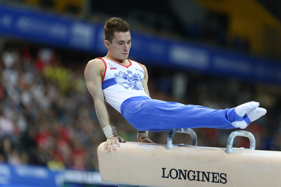 Longines Gymnastics Event: Longines European Men's and Women's Artistic Gymnastics Championships 2016 5