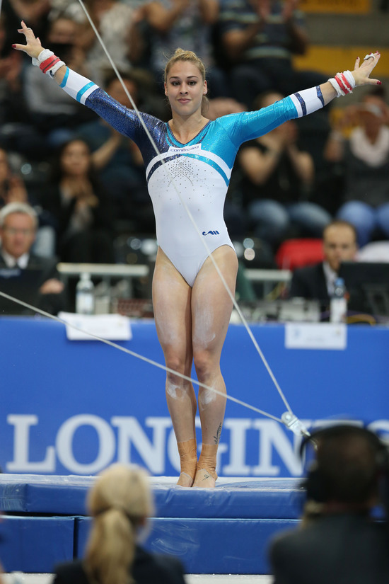 Longines Gymnastics Event: Longines European Men's and Women's Artistic Gymnastics Championships 2016 6