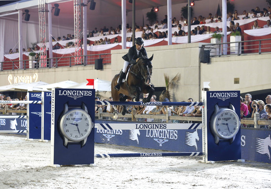 Longines Show Jumping Event: The Longines Global Champions Tour of Monaco attracted horse enthusiasts in the glamorous Principality  4