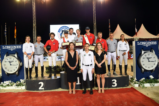 Longines Show Jumping Event: The Longines Global Champions Tour of Monaco attracted horse enthusiasts in the glamorous Principality  5