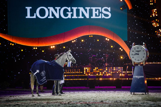 Longines Endurance Event: Jaume Punti Dachs and Twyst Maison Blanche won the 160 km ride at 2016 Longines FEI World Endurance Championships  2