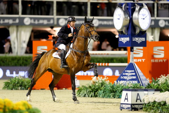 Longines Show Jumping Event: Team Germany captured the final of the 2016 Furusiyya FEI Nations CupTM Jumping at CSIO Barcelona  4