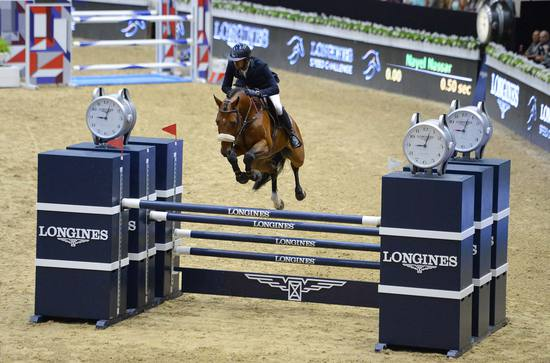 Longines Show Jumping Event: Longines Speed Challenge: Nayel Nassar and Lordan are the fastest 1