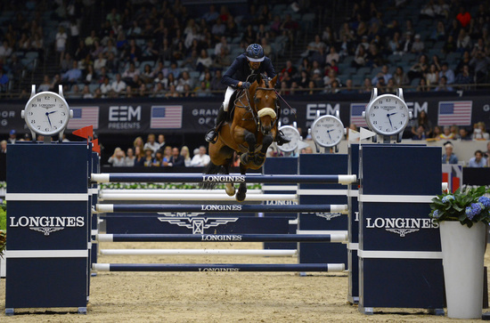 Longines Show Jumping Event: World-class sport, emotions and refinement at the Longines Masters of Los Angeles 4