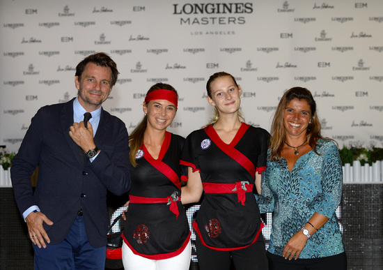 Longines Show Jumping Event: World-class sport, emotions and refinement at the Longines Masters of Los Angeles 6