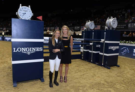 Longines Show Jumping Event: World-class sport, emotions and refinement at the Longines Masters of Los Angeles 9