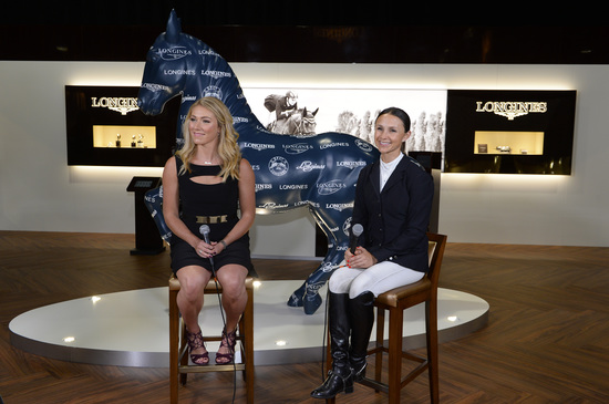 Longines Show Jumping Event: World-class sport, emotions and refinement at the Longines Masters of Los Angeles 10