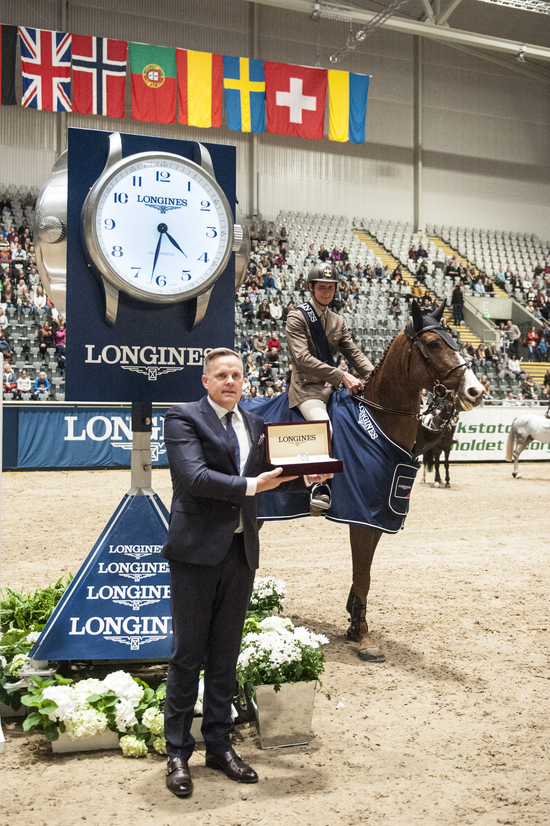 Longines Show Jumping Event: The CSI 5* - W La Coruña joins the Longines FEI World Cup™ Jumping series, which opened with the victory of Alberto Zorzi and Fair Light van T Heike in Oslo 2