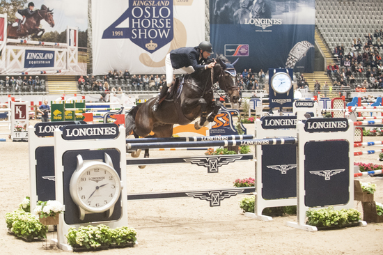 Longines Show Jumping Event: The CSI 5* - W La Coruña joins the Longines FEI World Cup™ Jumping series, which opened with the victory of Alberto Zorzi and Fair Light van T Heike in Oslo 4