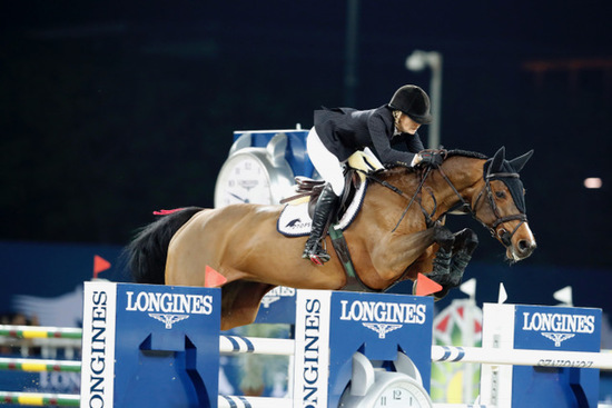 Longines Show Jumping Event: Rolf-Göran Bengtsson won the Longines Global Champions Tour 2016 after a final full of suspense in Doha 5