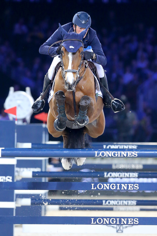 Longines Show Jumping Event: Gregory Wathelet, champion of the Longines Masters of Paris 5