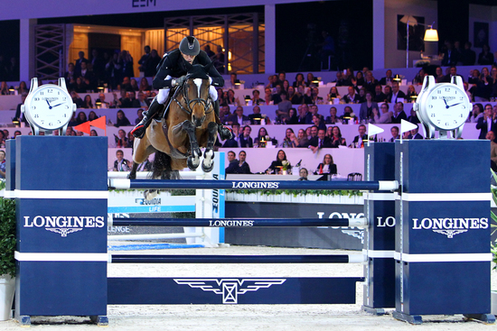 Longines Show Jumping Event: Gregory Wathelet, champion of the Longines Masters of Paris 7