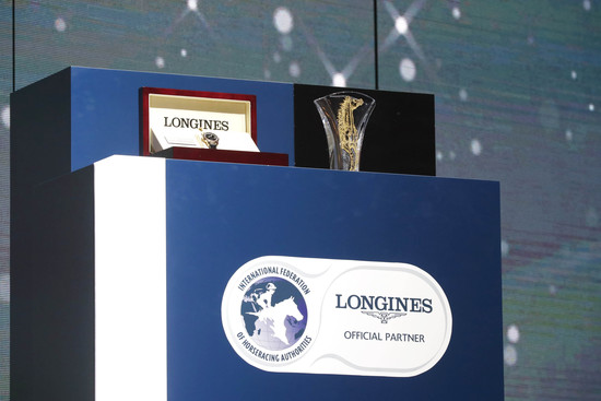 "Longines Flat Racing Event: Ryan Moore crowned ""Longines World's Best Jockey"" for the second time  5"