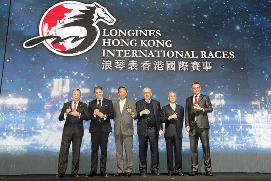 "Longines Flat Racing Event: Ryan Moore crowned ""Longines World's Best Jockey"" for the second time  8"