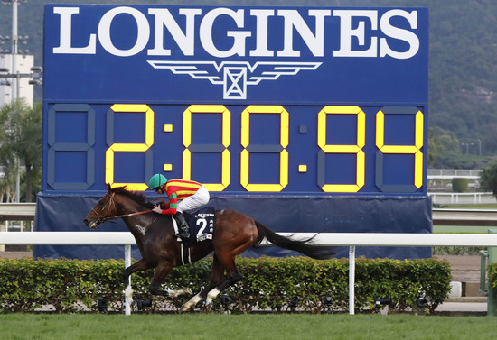 Longines Flat Racing Event: Longines Hong Kong International Races – a spectacular conclusion to a thrilling year of flat racing  1