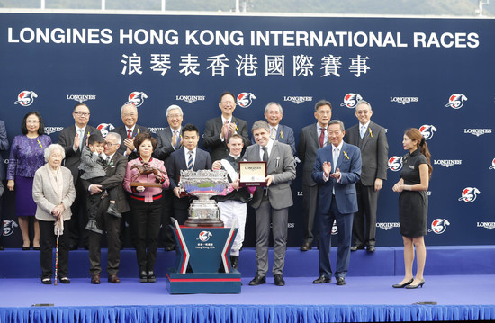 Longines Flat Racing Event: Longines Hong Kong International Races – a spectacular conclusion to a thrilling year of flat racing  2