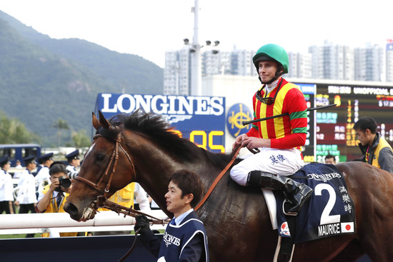 Longines Flat Racing Event: Longines Hong Kong International Races – a spectacular conclusion to a thrilling year of flat racing  3