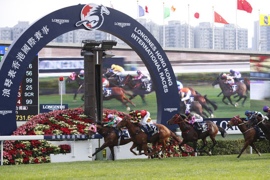Longines Flat Racing Event: Longines Hong Kong International Races – a spectacular conclusion to a thrilling year of flat racing  4