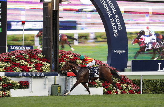 Longines Flat Racing Event: Longines Hong Kong International Races – a spectacular conclusion to a thrilling year of flat racing  5