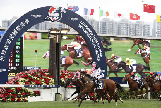 Longines Flat Racing Event: Longines Hong Kong International Races – a spectacular conclusion to a thrilling year of flat racing  6