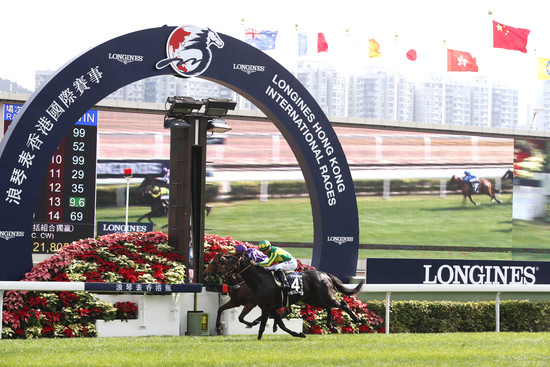 Longines Flat Racing Event: Longines Hong Kong International Races – a spectacular conclusion to a thrilling year of flat racing  7