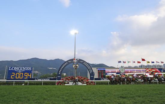 Longines Flat Racing Event: Longines Hong Kong International Races – a spectacular conclusion to a thrilling year of flat racing  9