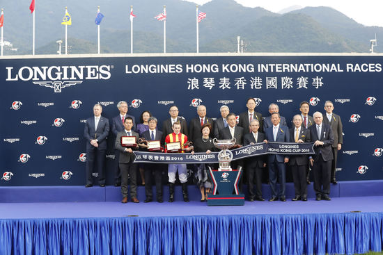 Longines Flat Racing Event: Longines Hong Kong International Races – a spectacular conclusion to a thrilling year of flat racing  10