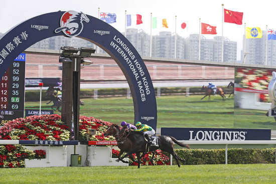 Longines Flat Racing Event: Longines Hong Kong International Races – a spectacular conclusion to a thrilling year of flat racing  11