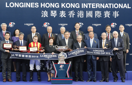 Longines Flat Racing Event: Longines Hong Kong International Races – a spectacular conclusion to a thrilling year of flat racing  15