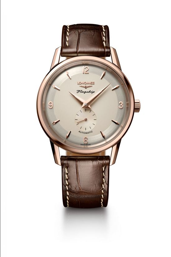 Longines Flagship Heritage – 60th Anniversary 1957-2017 Watch 3