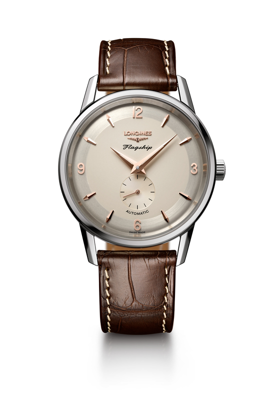 Longines Flagship Heritage – 60th Anniversary 1957-2017 Watch 1