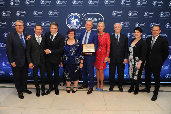Longines Equestrian Event: Arrogate named the 2016 Longines World's Best Racehorse, while the Breeders' Cup Classic was crowned 2016 Longines World's Best Horse Race 4