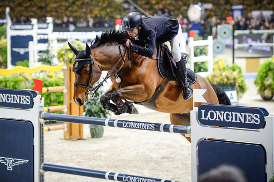 Longines Show Jumping Event: Eduardo Alvarez Aznar wins the Swiss leg of the Longines FEI World Cup™ in Zurich 3