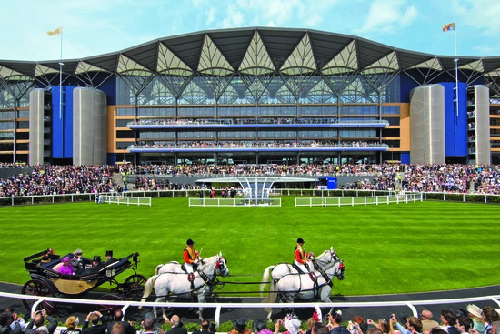 Longines Flat Racing Event: Longines once again Official Timekeeper at the prestigious Ascot Racecourse 2
