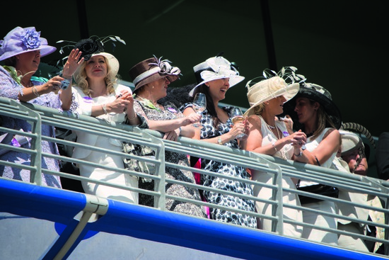 Longines Flat Racing Event: Longines once again Official Timekeeper at the prestigious Ascot Racecourse 3