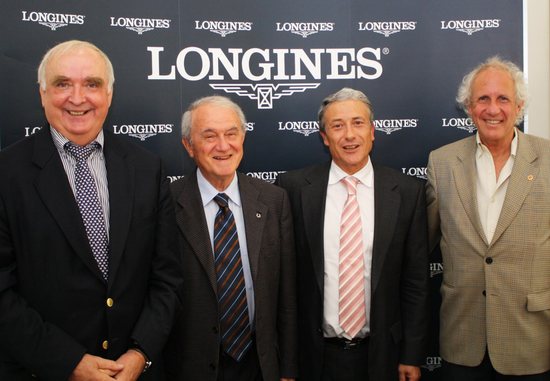 Longines Gymnastics Event: Longines renews FIG partnership 1