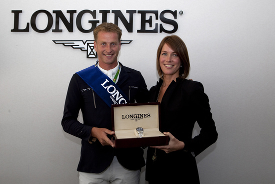 Longines Show Jumping Event: The CHIO Rotterdam 3