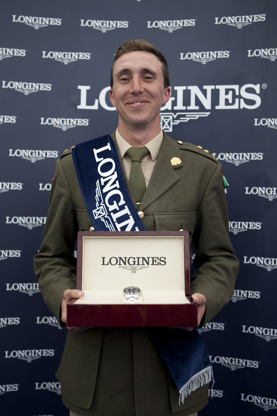 Longines Show Jumping Event: CSIO Dublin - The winners of the Longines Press Award for Elegance 9