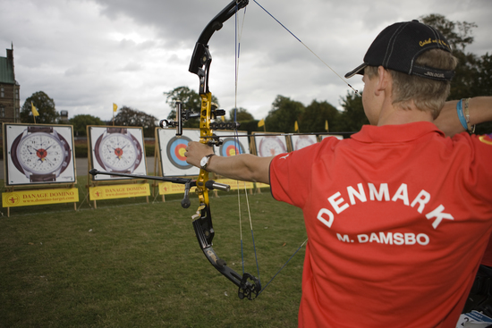 Longines Archery Event: Longines the Official Partner of the Archery World Cup Final 5