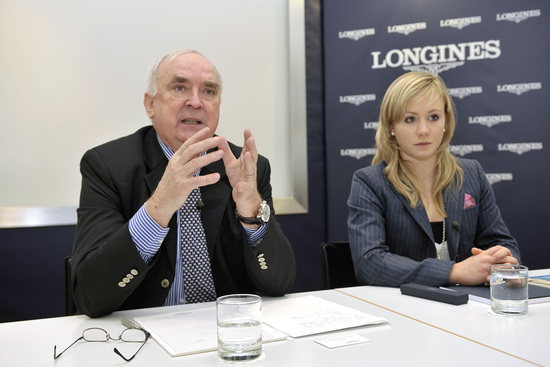 Longines Gymnastics Event: Ariella Kaeslin visits Longines headquarters 4