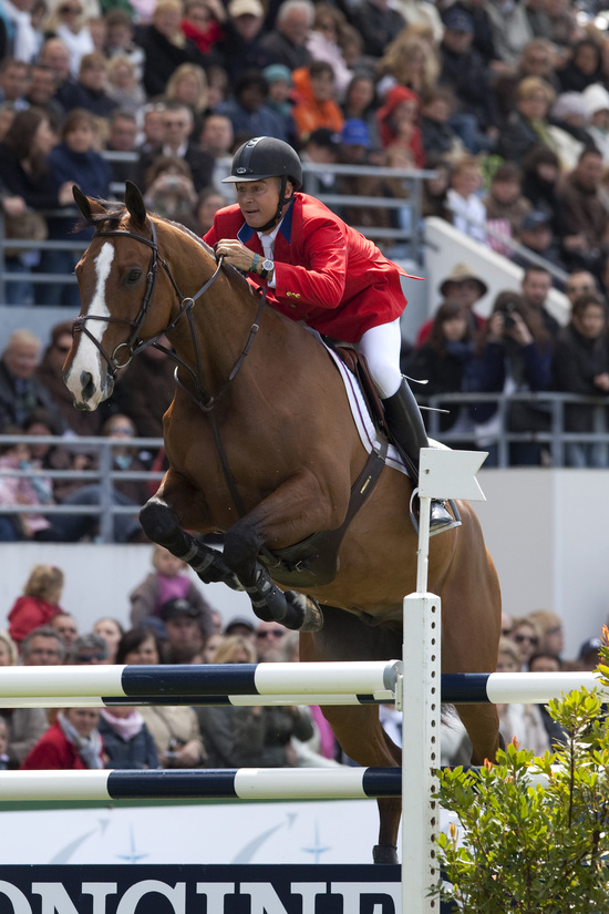 Longines Show Jumping Event: Longines and equestrian sports: elegance and precision in La Baule 2