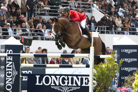 Longines Show Jumping Event: Longines and equestrian sports: elegance and precision in La Baule 3