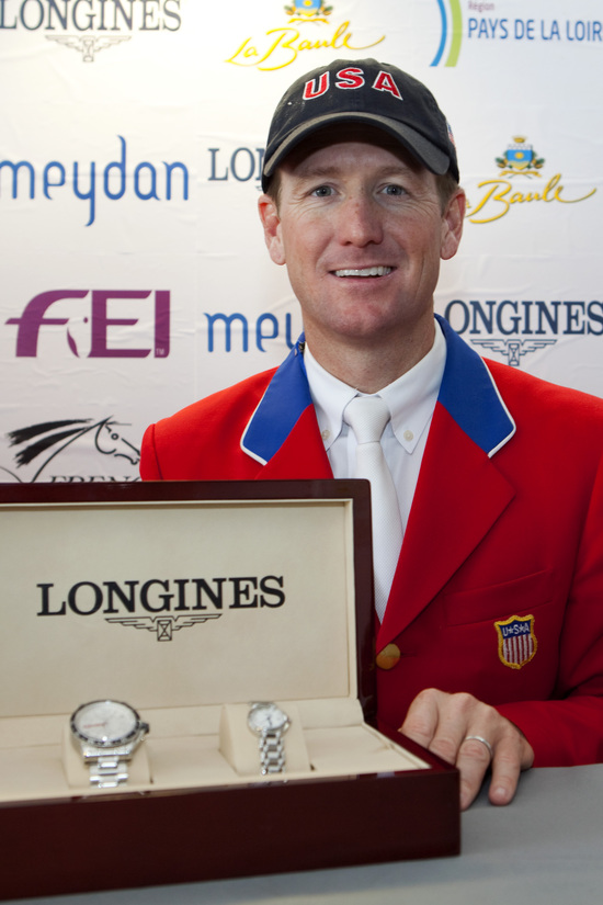 Longines Show Jumping Event: Longines and equestrian sports: elegance and precision in La Baule 5