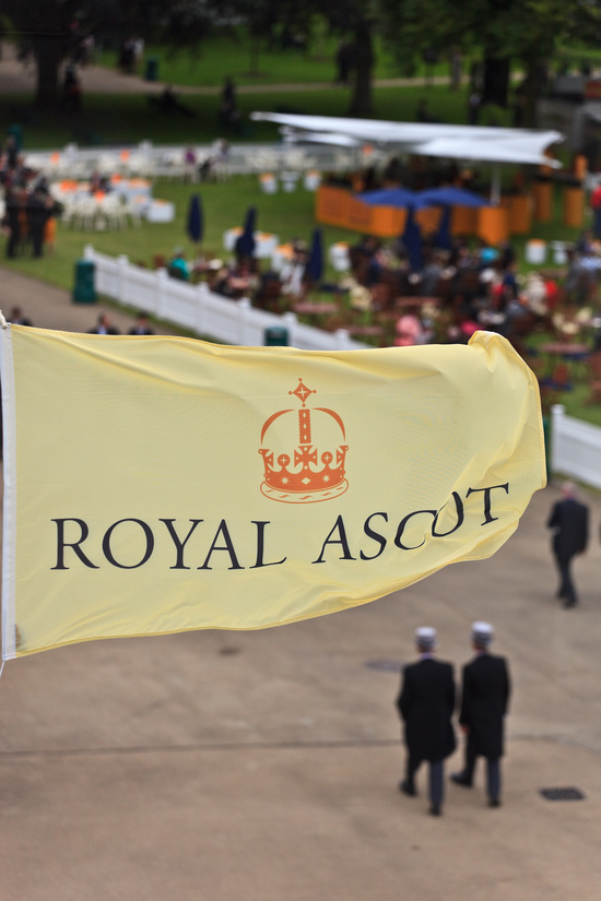 Longines Flat Racing Event: The Asian star Chi Ling Lin discovers the prestigious glamour of Royal Ascot 2